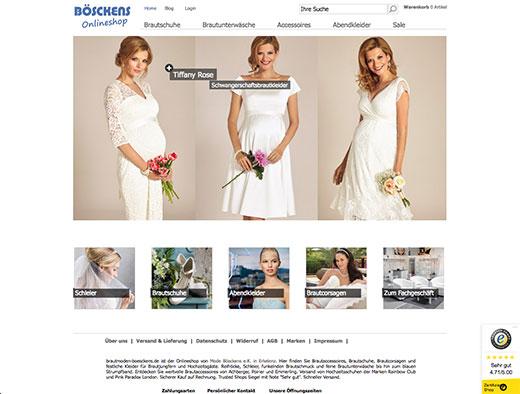 Brautmoden Bösckens